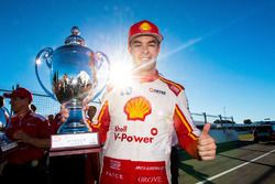 Yarış galibi Scott McLaughlin, Team Penske Ford
