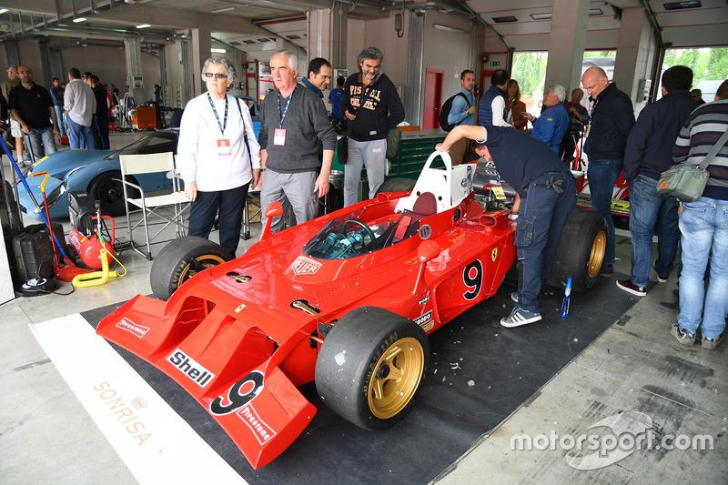 "Ferrari B3 ""spazzaneve"""