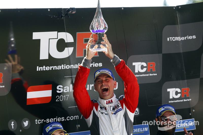 1. Roberto Colciago, M1RA, Honda Civic TCR