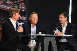 Bruno Vandestick, Pierre Fillon, ACO Presidente, Sir Lindsay Owen-Jones