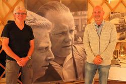 Daniel Müller et Remo Bader