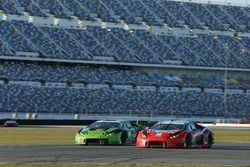#48 Paul Miller Racing Lamborghini Huracan GT3: Bryan Sellers, Madison Snow, Bryce Miller, Andrea Ca