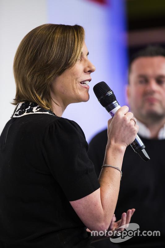 Claire Williams, Williams, Stellvertretende Teamchefin