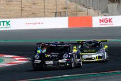 #81 Olimp Racing by Lukas Motorsport Porsche 991 Cup: Igor Walilko, Patrick Eisemann, Wolfgang Trill