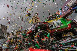 №383 Toyota: Эдуардо Передо и Эухенио Арриета