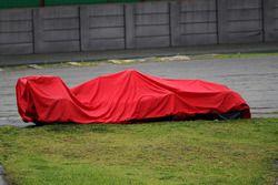 سيارة كيمي رايكونن، فيراري بعد الحادث