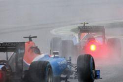 Esteban Ocon, Manor Racing et Pascal Wehrlein, Manor Racing