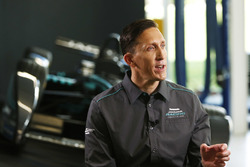 James Barclay, Jaguar Racing team principal in Formula E