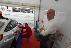 Gianluigi Piccioli, Ghinzani Arco Motorsport