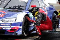 Mattias Ekström, Audi Sport Team Abt Sportsline, Audi A5 DTM, Boxenstopp