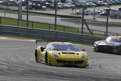 #31 TR3 Racing Ferrari 488 GT3: Daniel Mancinelli, Niccolo Schiro