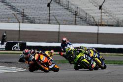 Victoire numéro 15 : Grand Prix d'Indianapolis 2011 de Moto2