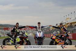 Toni Elias, Jorge Lorenzo, Yamaha, Marc Marquez 2010 Dünya Şampiyonları
