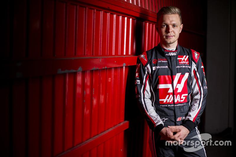 Кевин Магнуссен, Haas F1 (2017)