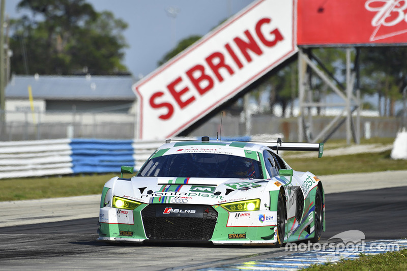 4. GTD: #29 Montaplast by Land-Motorsport, Audi R8 LMS GT3