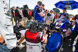 Alex Lowes, Pata Yamaha sur la grille