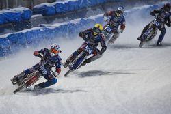 Дмитрий Хомицевич, Дмитрий Колтаков, Динар Валеев и Стефан Свенссон