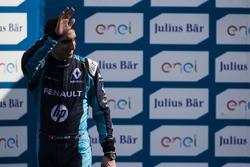 Podyum: 1. Sébastien Buemi, Renault e.Dams