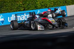 Jake Hughes, Hitech Grand Prix, Dallara F317 - Mercedes-Benz