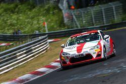 Manuel Amweg, Frederic Yerly, Toyota GT86, Toyota Swiss Racing Team