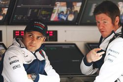 Felipe Massa, Williams FW40, Rob Smedley, Head of Vehicle Performance, Williams