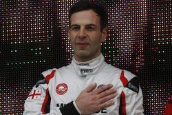 Le vainqueur Davit Kajaia, GE-Force, Alfa Romeo Giulietta TCR