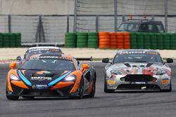 Duncan Huisman, Luc Braams, Las Moras Racing, McLaren 570s GT4