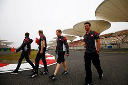Trackwalk: Haas F1 Team