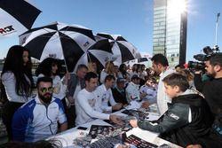 Stefano Comini, Comtoyou Racing, Davit Kajaia, GE-Force