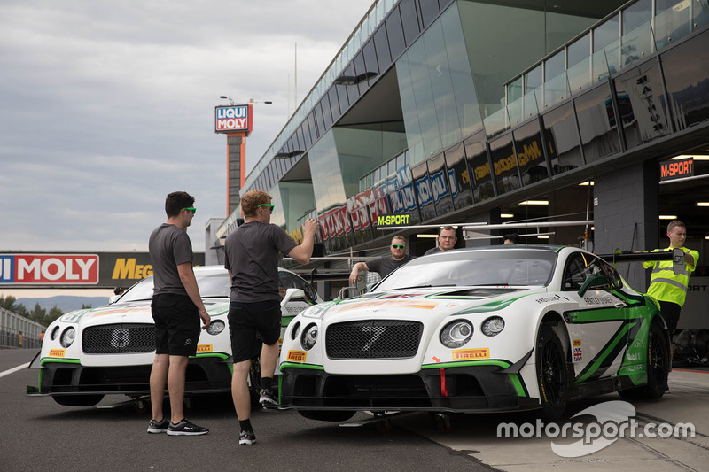 Bentley Team M-Sport Bentley Continential GT3