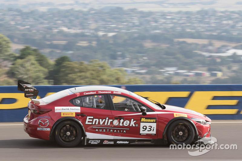 42. #93 MARC Cars Australia, MARC Mazda 3 V8