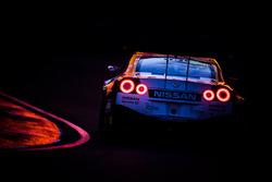 #24 Nissan Motorsport, Nissan GT-R Nismo GT3: Florian Strauss, Todd Kelly, Jann Mardenborough