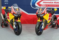 Bikes of Nicky Hayden, Honda World Superbike Team, Stefan Bradl, Honda World Superbike Team