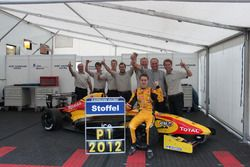 Campeón, Stoffel Vandoorne, Josef Kaufmann Racing