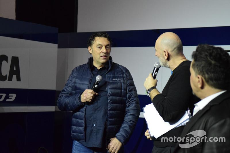 Invitados de Gresini Racing Team