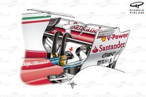 Ferrari SF70H: Doppelter Monkey-Seat