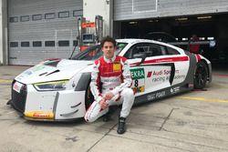 Ricardo Feller, Audi R8 LMS, Audi Sport racing Academy