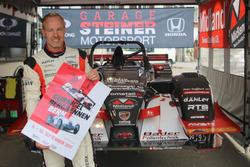 Marcel Steiner, Steiner Motorsport, Gurnigel theatplakat