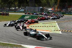 Start zum GP Italien 2017 in Monza