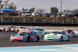 Camilo Echevarria, Alifraco Sport Chevrolet, Leandro Mulet, Mulet Competicion Dodge, Carlos Okulovich, Maquin Parts Racing Torino