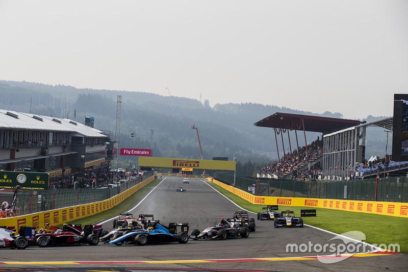 Nirei Fukuzumi, ART Grand Prix, Alessio Lorandi, Jenzer Motorsport, Steijn Schothorst, Arden Interna