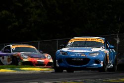 #27 Freedom Autosport Mazda MX-5: Tom Long, Britt Casey Jr.