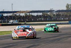 Guillermo Ortelli, JP Carrera Chevrolet, Juan Jose Ebarlin, Donto Racing Chevrolet