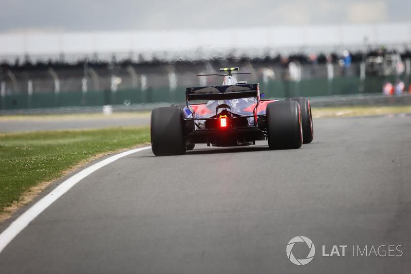 Карлос Сайнс-мол., Scuderia Toro Rosso STR12