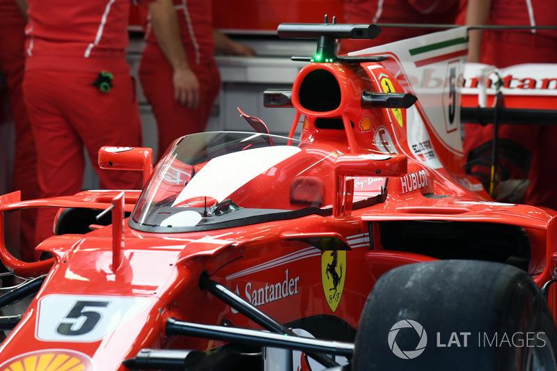 «Щит» в Формуле 1