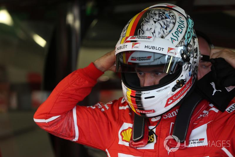 İngiltere - Sebastian Vettel