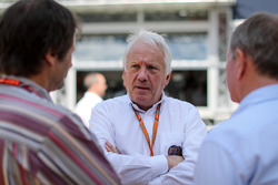Charlie Whiting, FIA Delegate