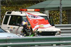 Race winner Kenan Sofuoglu, Kawasaki Puccetti Racing