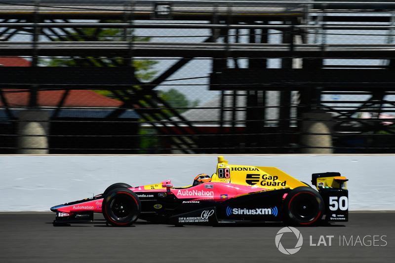 27. Jack Harvey, Shank - Andretti Autosport, Honda