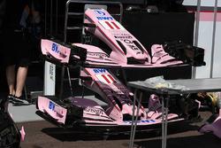 Force India VJM10: Frontflügel